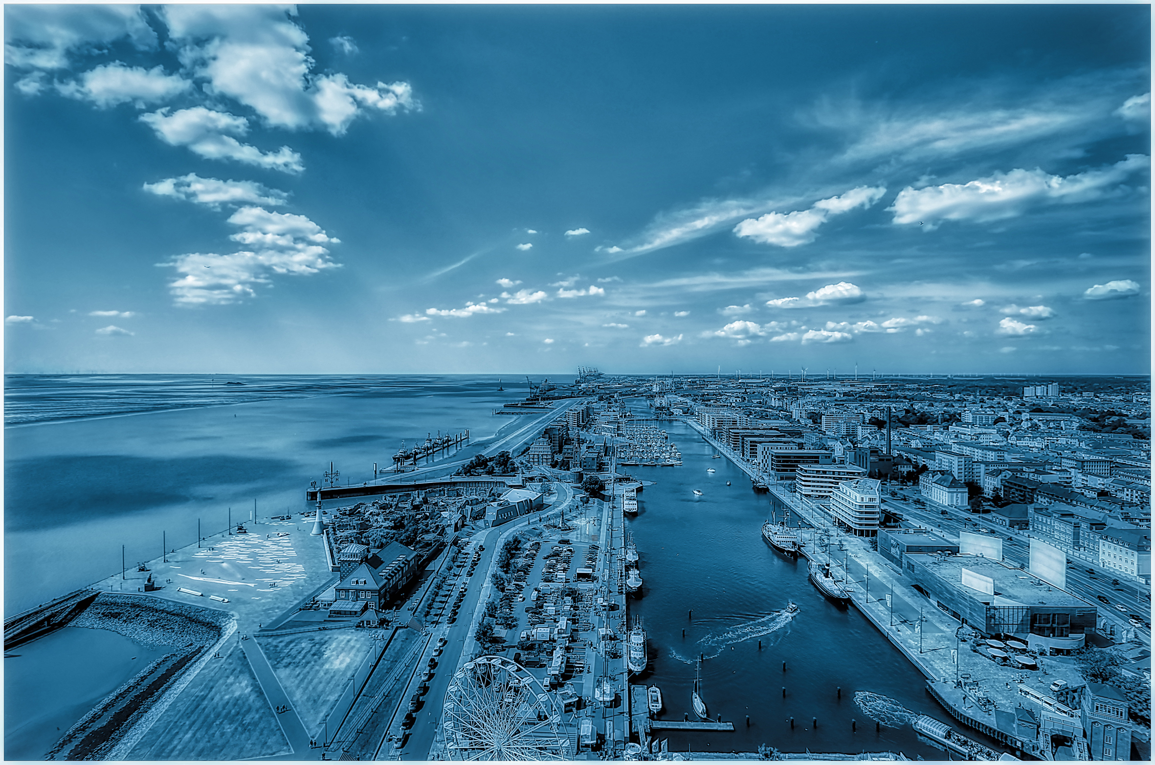 CO2-neutral: How to leverage hydrogen potential for ports