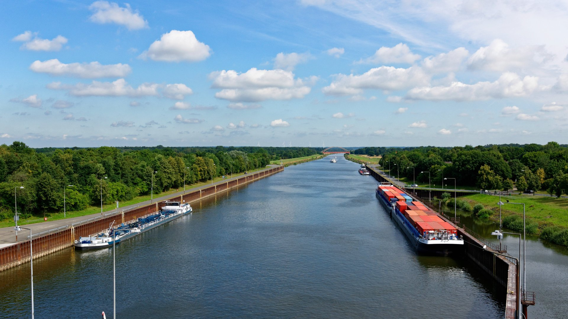 The Inland Waterway Transport Project EMMA Approved for Extension