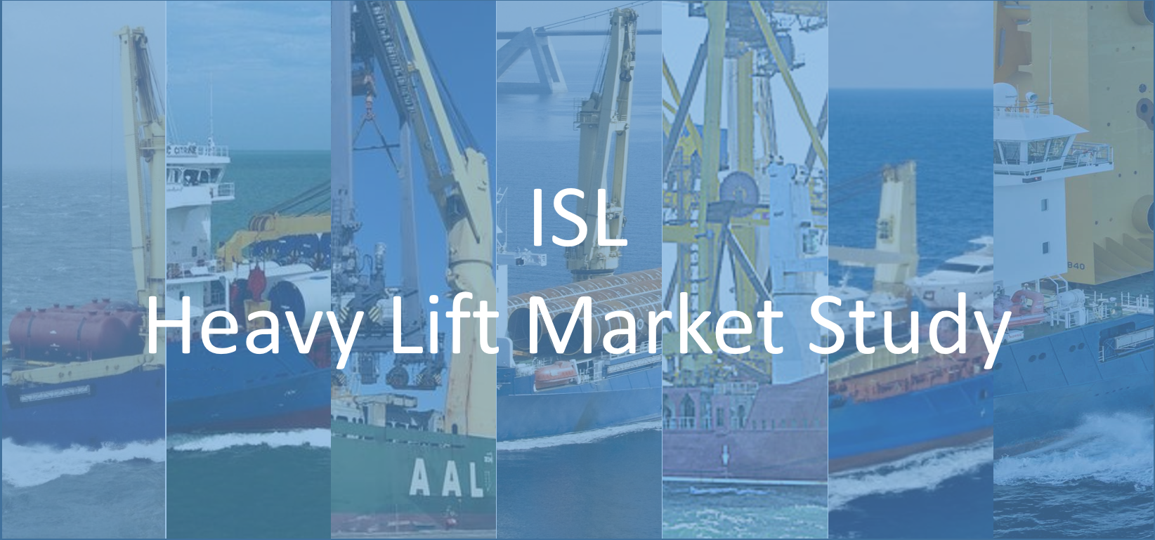 Low market growth with stable fleet - moderate outlook for heavy lift shipping