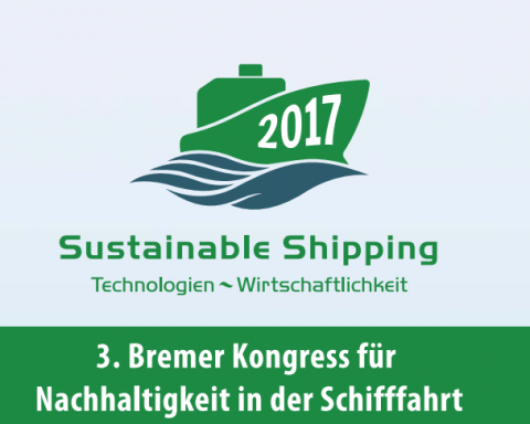 Logo Sustainable Shipping 2017